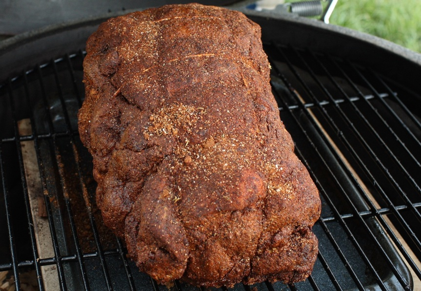 Rubbed Roast