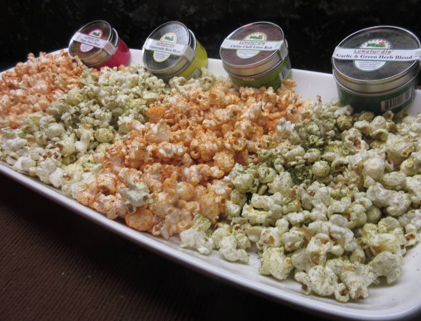February is National Heart Month- 4 Ways You Can Help Save Lives, plus Grilling Hot ButteredPopcorn
